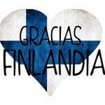 GRACIAS, FINLANDIA!