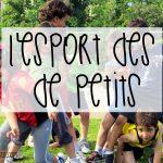 L'ESPORT DES DE PETITS