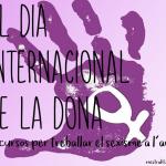 EL DIA DE LA DONA: recursos per treballar el SEXISME a l'aula