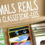 ANIMALS REALS I COM CLASSIFICAR-LOS