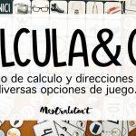 JUEGO CALCULA&GO!